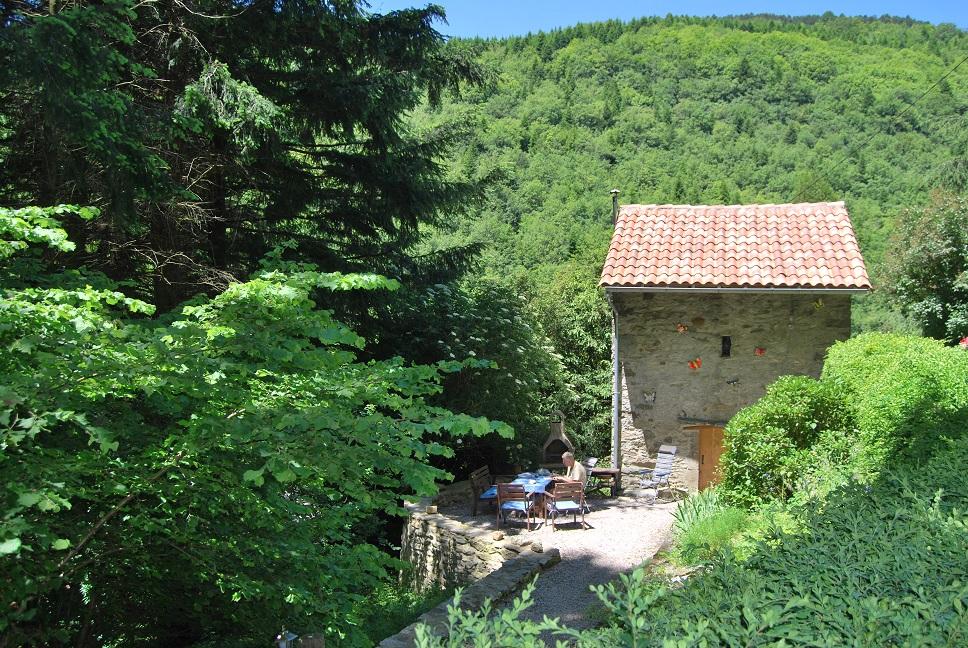 Gîte Bergous terras