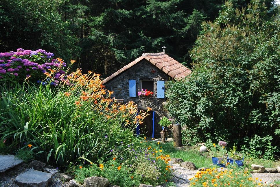 Gîte Bergous au coeur des fleurs