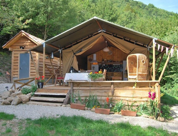 Tente Safari