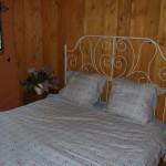 Safaritent slaapkamer 1