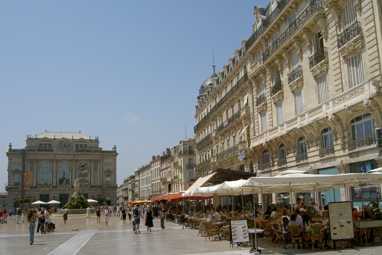 Studentenstad Montpellier