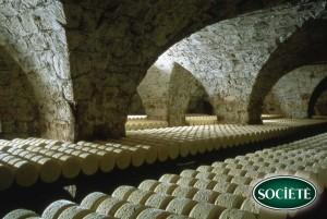 Roquefort, het dorp van de Blauwe kaas